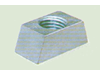 Wedge Nut - Electro Galvanized or Yellow Zinc Plated