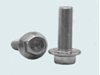 Ripp-Self Locking Hex Flange Bolts - Steel Full Threaded