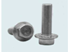 Tensilock-Self Locking Hexagon Flange Bolts - Steel Full Threaded